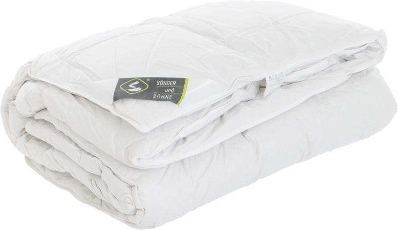 Одеяло пуховое Terzo 155x215 см Songer und Sohne