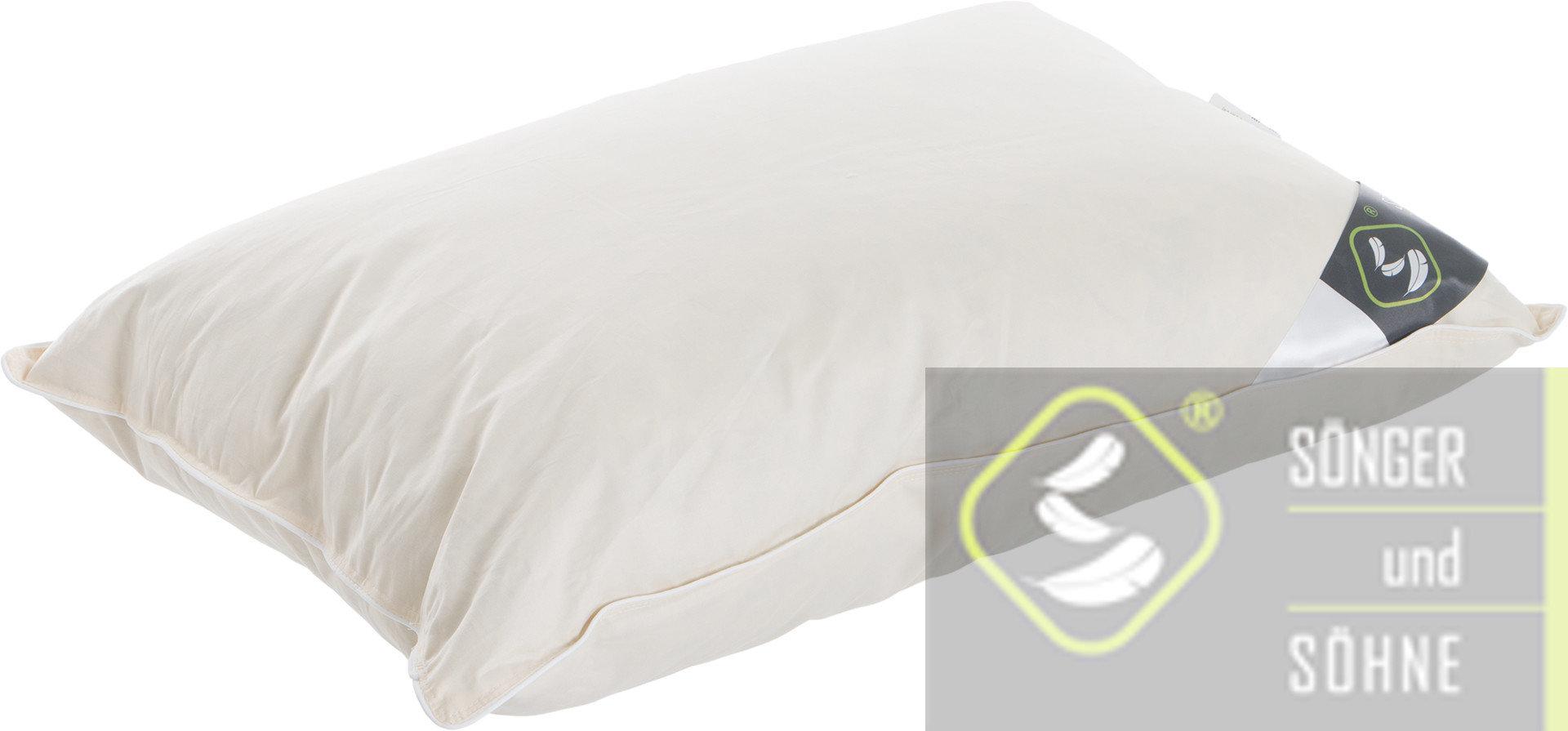 Подушка Elsa 50х70 см пух (5%)  перо (95%) Sönger und Söhne
