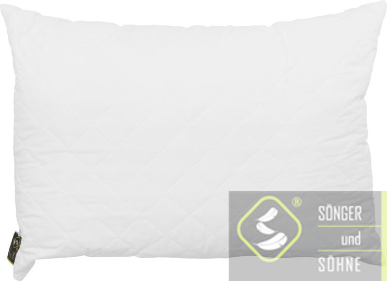 Набор подушек Silber 50x70 см с кантом 2 шт. Songer und Sohne