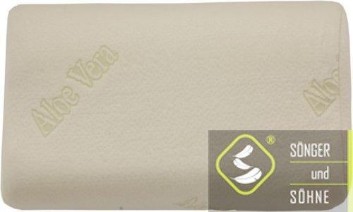 Подушка Ideal 50×30 см 3-х шаровая с эффектом памяти Songer und Sohne