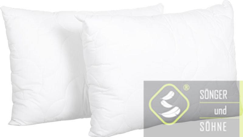 Набір подушок Lavendel 50х70 см 2 шт. Sönger und Söhne