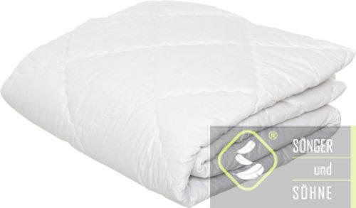 Ковдра шерстяна Warme 200×220 см Sönger und Söhne