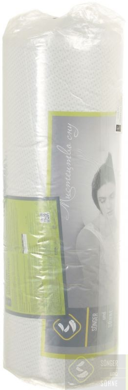 Мини-матрас Rostock скрученный Songer und Sohne 160x190 см